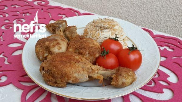 Galeta Unlu Tavuk Kızartması