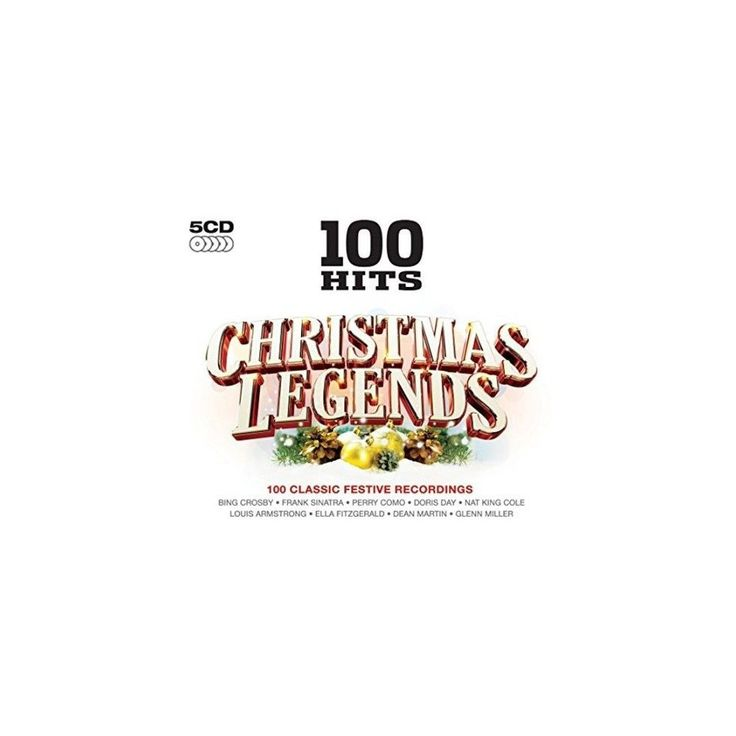 100 Hits: Christmas Legends & Various - 100 Hits: Christmas Legends / Various (CD)