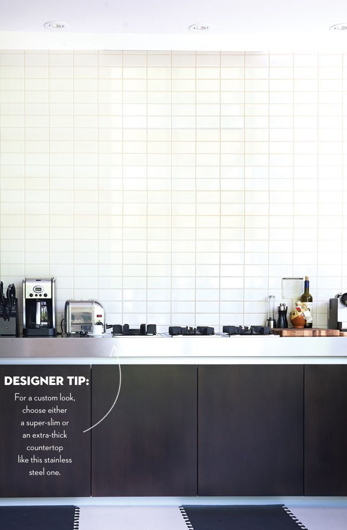 Eight Ways To Use Subway Tiles For Your Backsplash