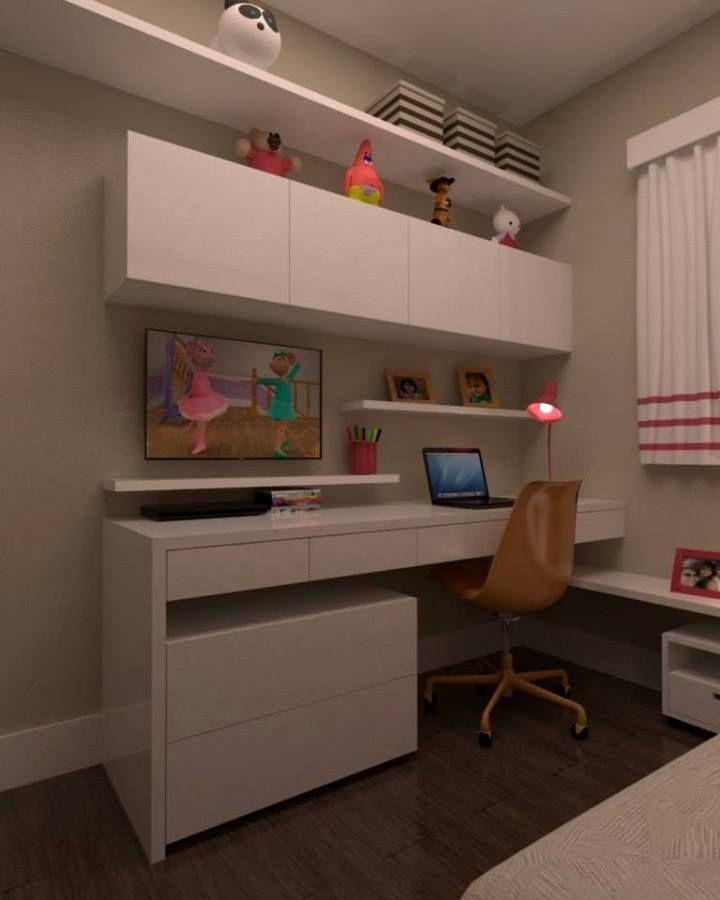 dormitorio de solteiro