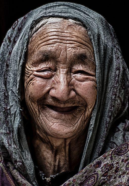 Grace Photo by Satish Gadiraju -- Ladakh - India