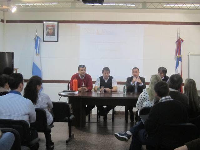 """#Villalba: """" el Hospital Escuela se acentúa como política de estado en la problemática de la accidentología"""" - Misiones OnLine: Misiones…"""
