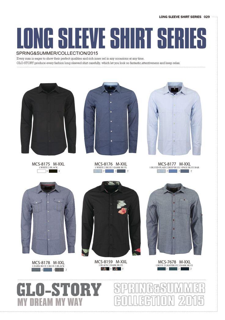 #formen #clothing #fashion #glostory #short #sleeve #shirts #grey #denim #longsleeve #blue #black