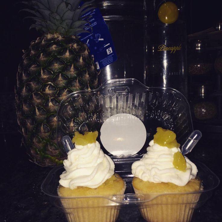 Food Pineapple Cake