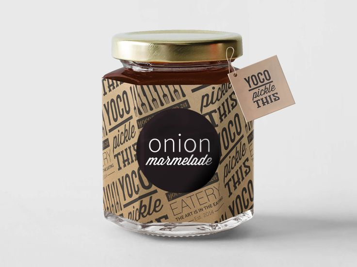 Label design for Yoco Eatery by Pink Pigeon Graphic Design © www.pinkpigeon.co.za