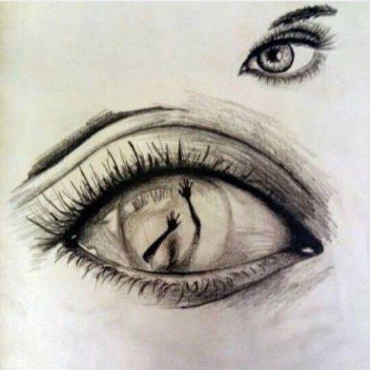 20 erstaunliche Ideen für das Zeichnen von Augen – #Augen #das #draw #erstaunli…