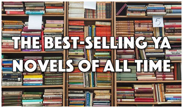 The Best Selling Young Adult Books Of All Time  Books To Read, All About Time, Ya Books-6710