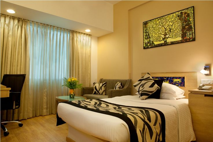 Lemon Tree Hotel, Udyog Vihar, Gurgaon, with 49 bright rooms and suites, offers you a wide array of accommodation options at an unbeatable value.  http://www.lemontreehotels.com/lemon-tree-hotel/gurgaon/udyog-vihar-gurgaon/rooms-overview.aspx