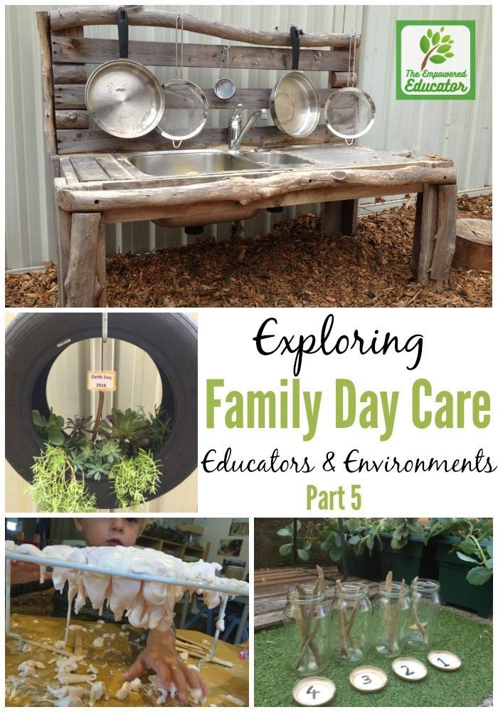 Family Day Care   How Educators Set Up And Run A Professional Business!  Home DaycareDaycare IdeasToddler ...