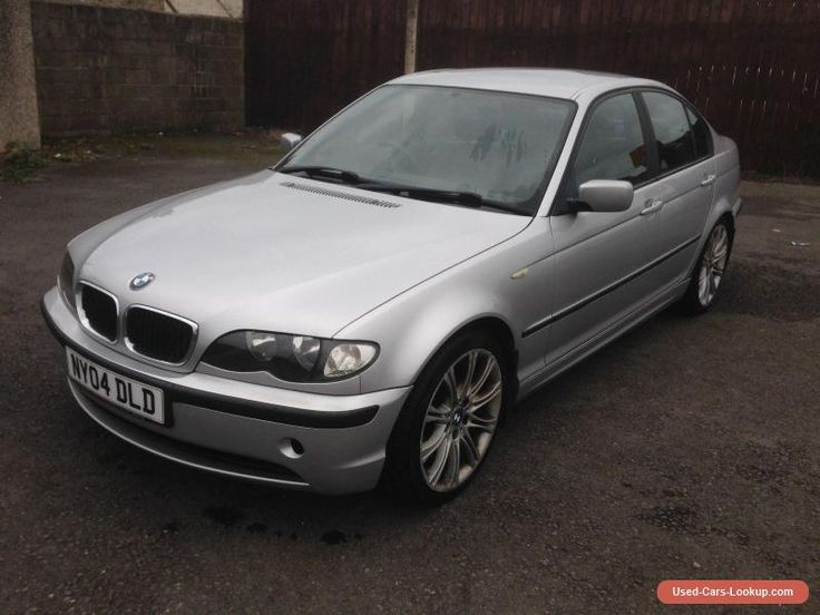 BMW E46 320D 2L DIESEL 6 SPEED SILVER #bmw #320 #forsale #unitedkingdom