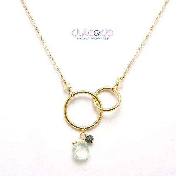 Pora zieleni - DULCEDO biżuteria - biżuteria jest jak ubranie, bez niej czuję się naga