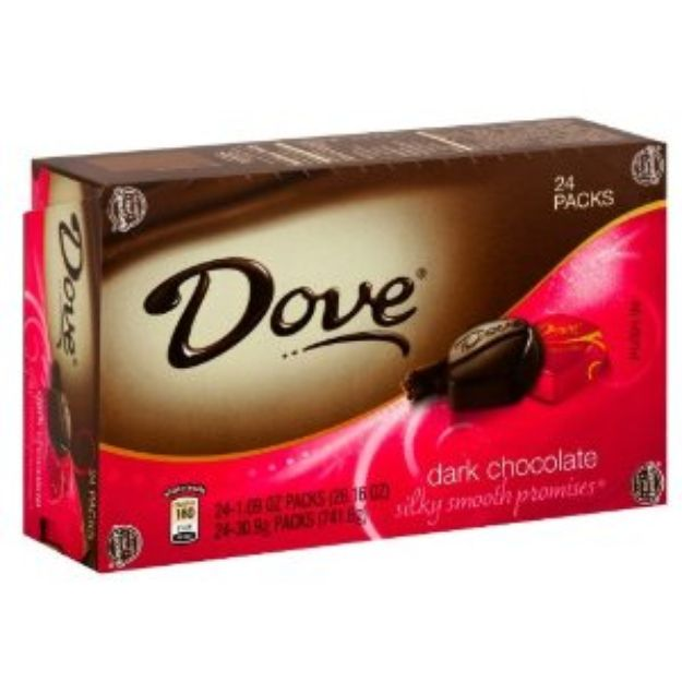 I'm learning all about Dove Dark Chocolate Promises at @Influenster!