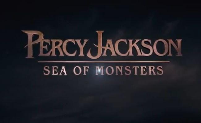 """Percy Jackson e o Mar de Monstros"""