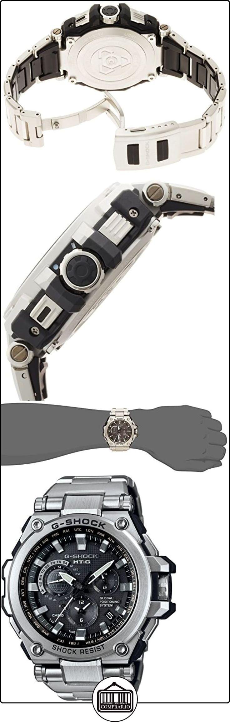 Casio G-choque MTG GPS MTG-G1000D-1AJF para la Importación de Japón de  ✿ Relojes para hombre - (Lujo) ✿