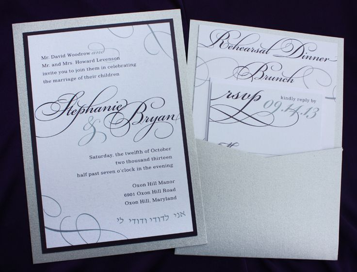 Wedding Invitations Royal Blue And Silver: Best 25+ Blue Silver Weddings Ideas On Pinterest