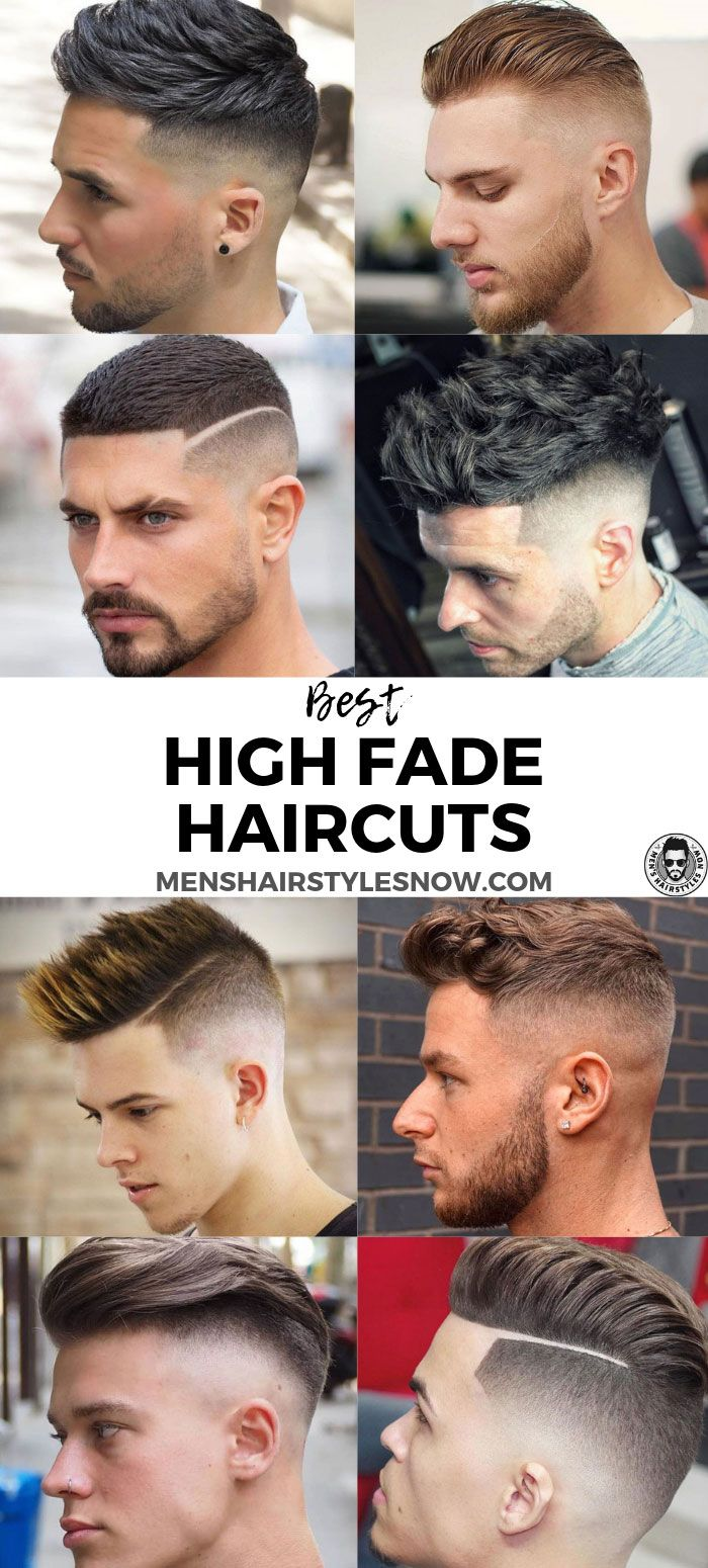 39 Best High Fade Haircuts For Men 2020 Guide High Fade Haircut Mens Haircuts Fade Fade Haircut