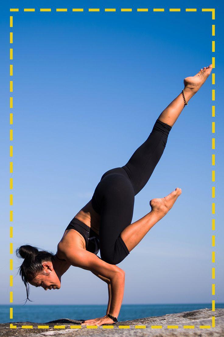 Mocne ciało, balans i wyciszenie - to dają ćwiczenia