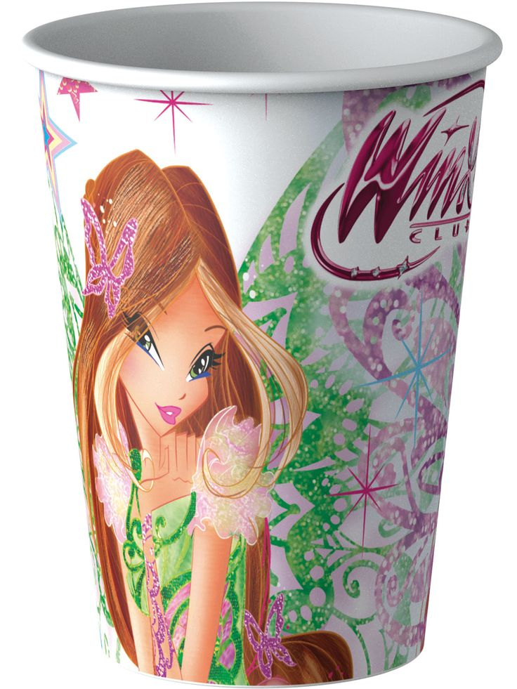 8 bicchieri di cartone Winx Butterflix™ su VegaooParty, negozio di articoli per feste. Scopri il maggior catalogo di addobbi e decorazioni per feste del web,  sempre al miglior prezzo!