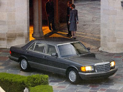 Mercedes S-Class W126 #mercedes #car