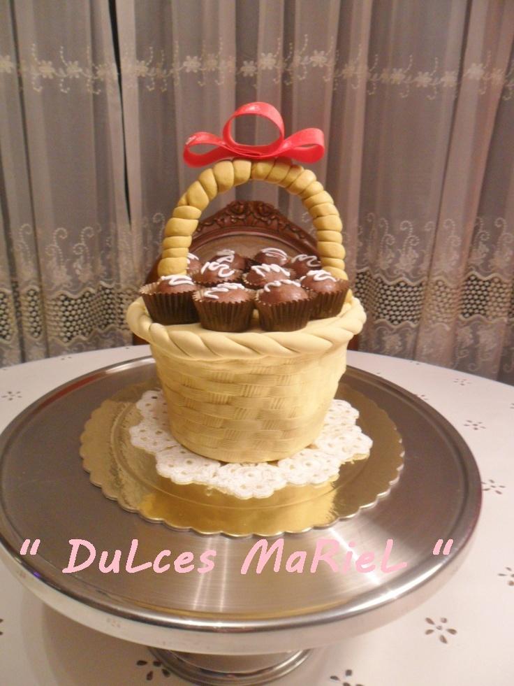 CANASTA DE CAKE