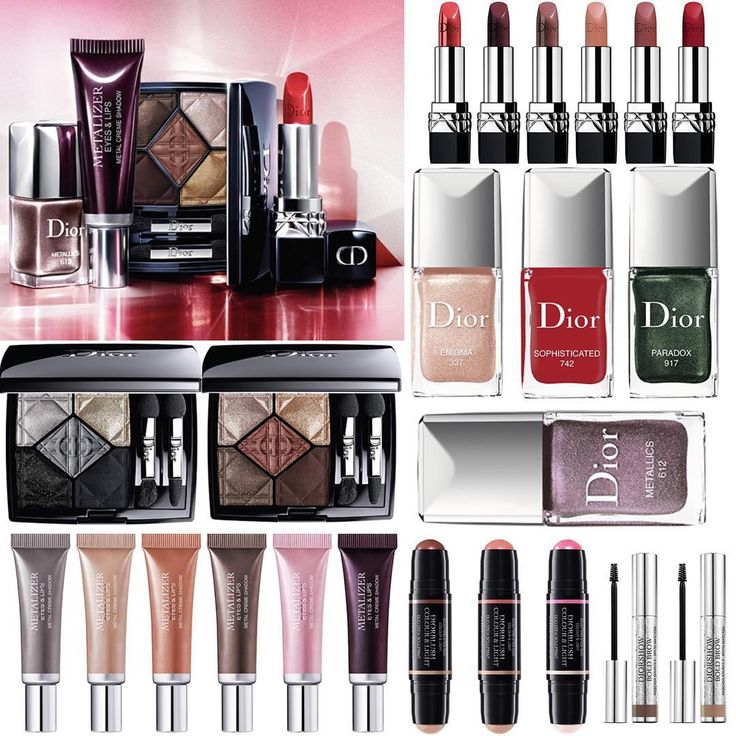 43 best images about Fall/Winter 2017 Cosmetics on ...