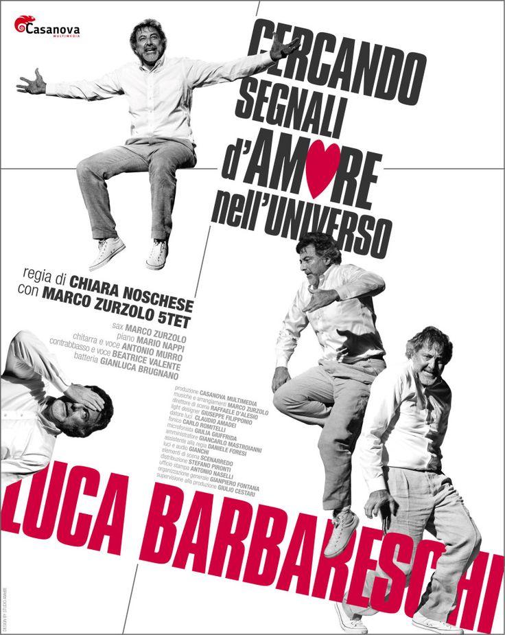Domenica, al Civico, è di scena Luca Barbareschi
