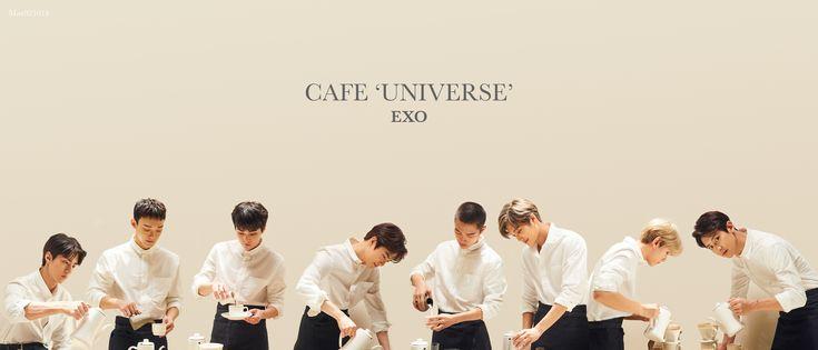 #EXO CAFE 'UNIVERSE'
