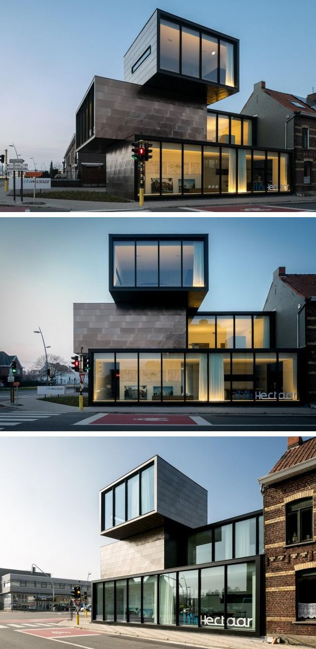 Best 25 office buildings ideas on pinterest for Beautiful architecture houses