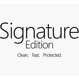 Microsoft doesn't publicize it much, but there is a better version of Windows 10 which is stronger, faster, longer-lasting and bloatware-free. It is called a Microsoft Signature Edition PC(Windows 10 Signature Edition) and it is the best version of Windows 10 available.    The Signature program goes as far back as Windows 7.   #signature edition reloaded theme windows 7 #what is windows 10 signature edition #what is windows signature edition #windows 10 edition beta minecraft