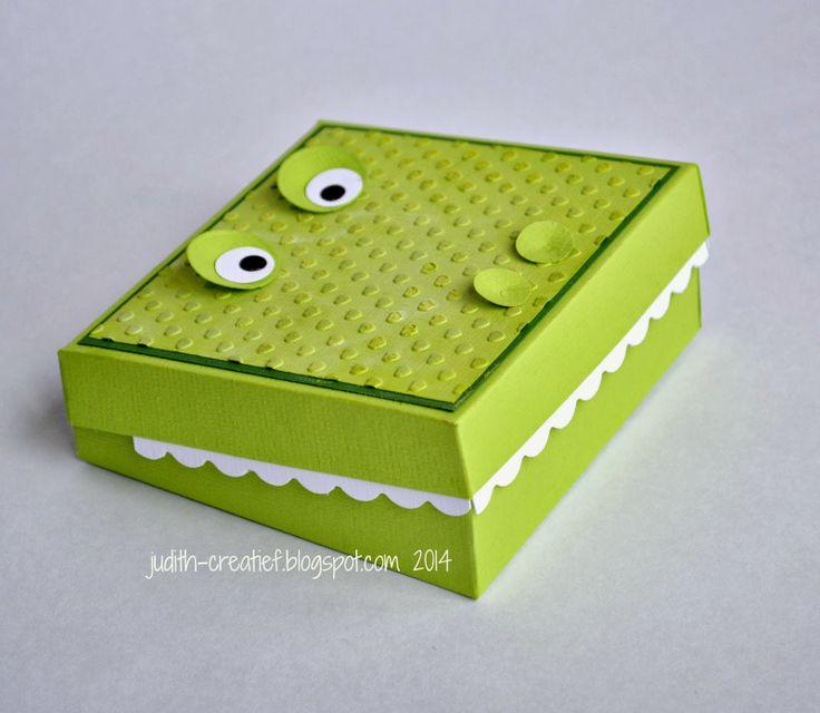 judith-creatief: Mr Croc
