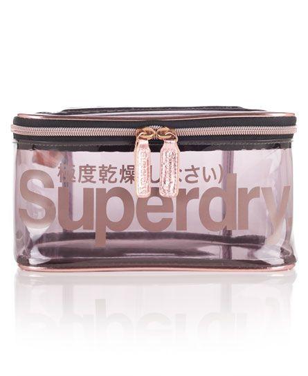 Superdry Professional make-upkoffer