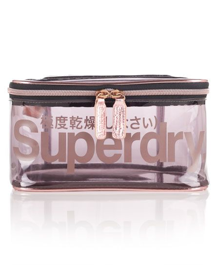 Superdry Professional make-upkoffer
