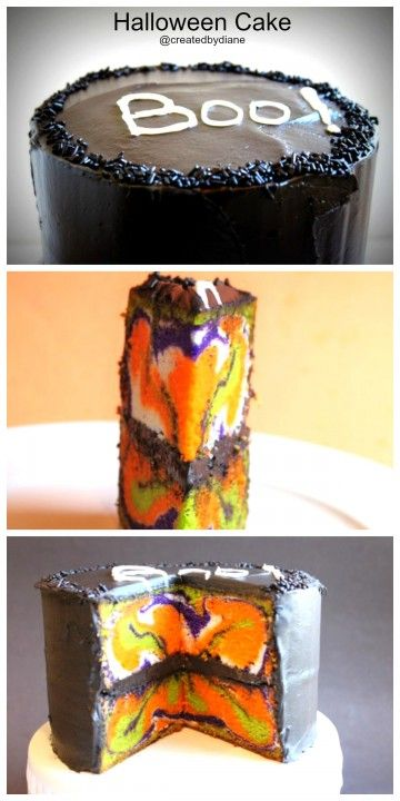 25 best images about Cake decorations on Pinterest - halloween cake decorations