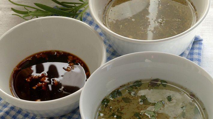 MatPrat - Ingefær- og sherrymarinade
