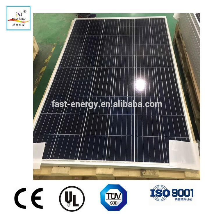 A Grade 250 Watt Poly Solar Panel Manufacturer Price Per Watt Solar Panels Cheap Solar Panels China