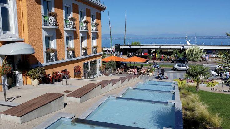 Pour vos loisirs ou pour affaires Découvrez à Evian les bains l'hôtel Alizé ! <br>3 étoiles · Pour tous les budgets · Meilleurs tarifs assurés booking now !