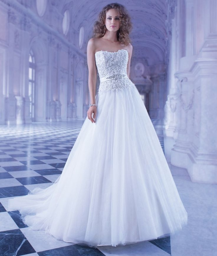 15 best Dion | Demetrios images on Pinterest | Short wedding gowns ...