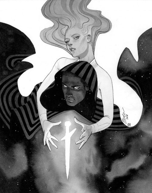 Cloak & Dagger - Kevin Wada