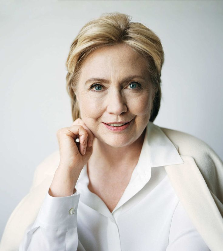Hillary Clinton at her campaign headquarters in Brooklyn on May 12. Photo: Brigitte Lacombe