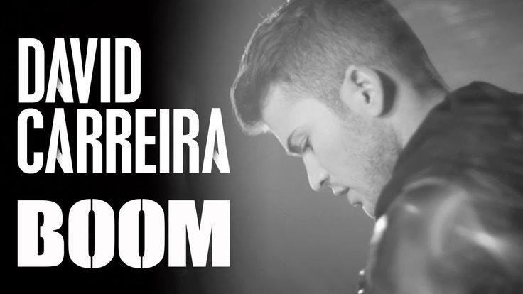 DAVID CARREIRA - Boom [Lyrics Video]