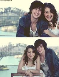 angus thongs and perfect snogging Georgia Groome and Aaron Johnson