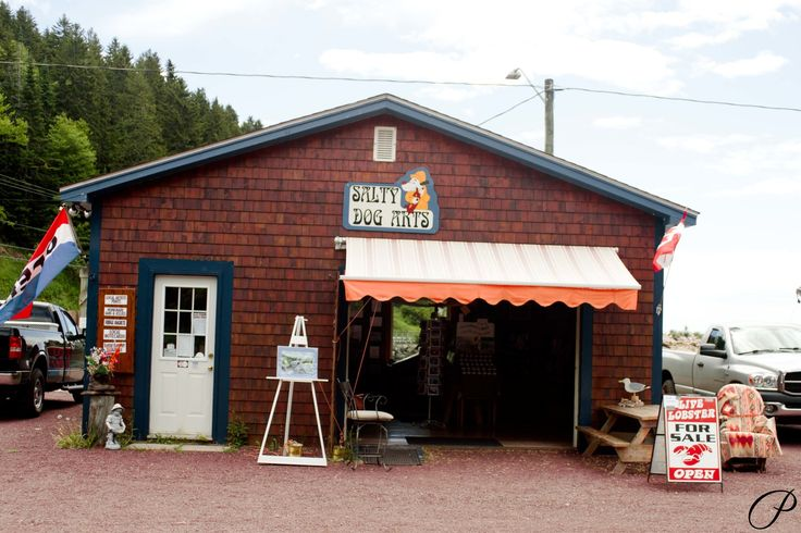 Salty Dog Arts, St. Martins, New Brunswick