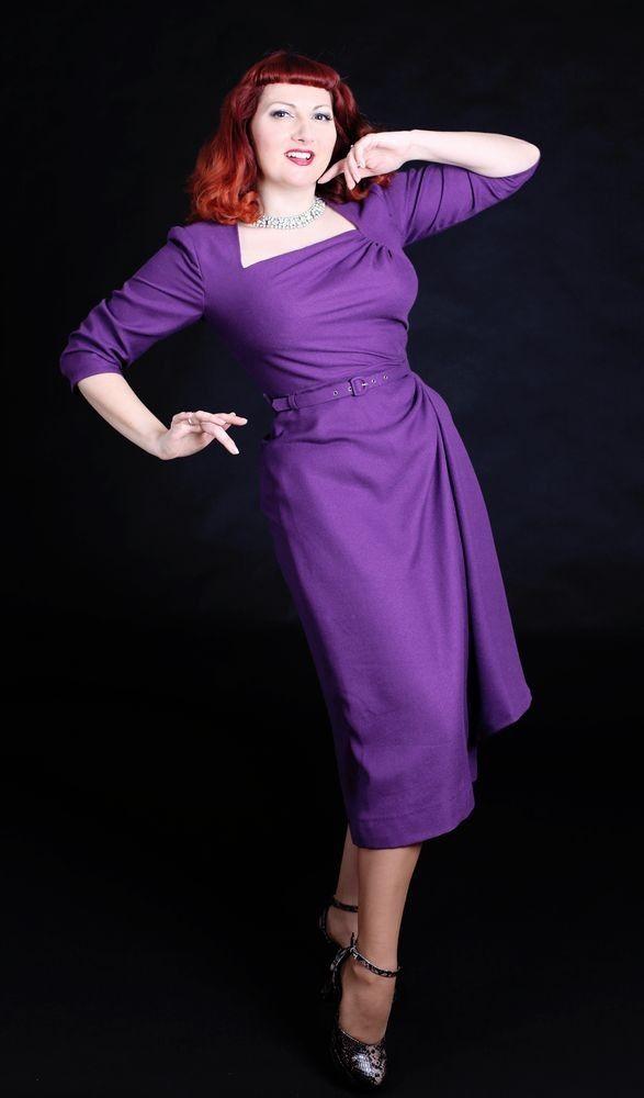 Elizabeth Dress   By Heyday! Vintage Style