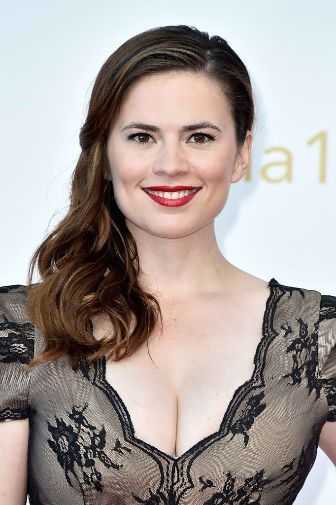 Hayley Elizabeth Atwell (born 5 April 1982) is a British-American actress. Description from picsofcelebrities.com. I searched for this on bing.com/images