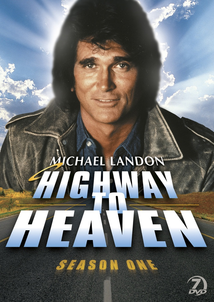 Michael Landon - one of the best ... Can you just imagine this guy at the Pearly Gates?