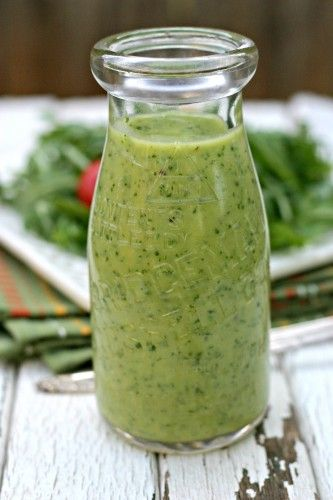 Avocado Citrus Salad Dressing ** Ingredients: 1 ripe avocado * •¼ c apple cider vinegar * •¼. c. honey * •3 T. lime juice * •1 clove garlic * •¼ c. cilantro * •½ small jalepeno (or your preference) * •¼ c. water or more, to thin to preference * •Salt and pepper, to taste ********Instructions - 1.Add all to food processor or blender and whiz up about a minute or until smooth and creamy. Add a drizzle of water if you'd like it thinner.