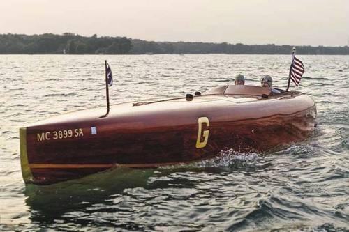 Pin von Ron Hansen auf Yachting | Holzboote, Boote