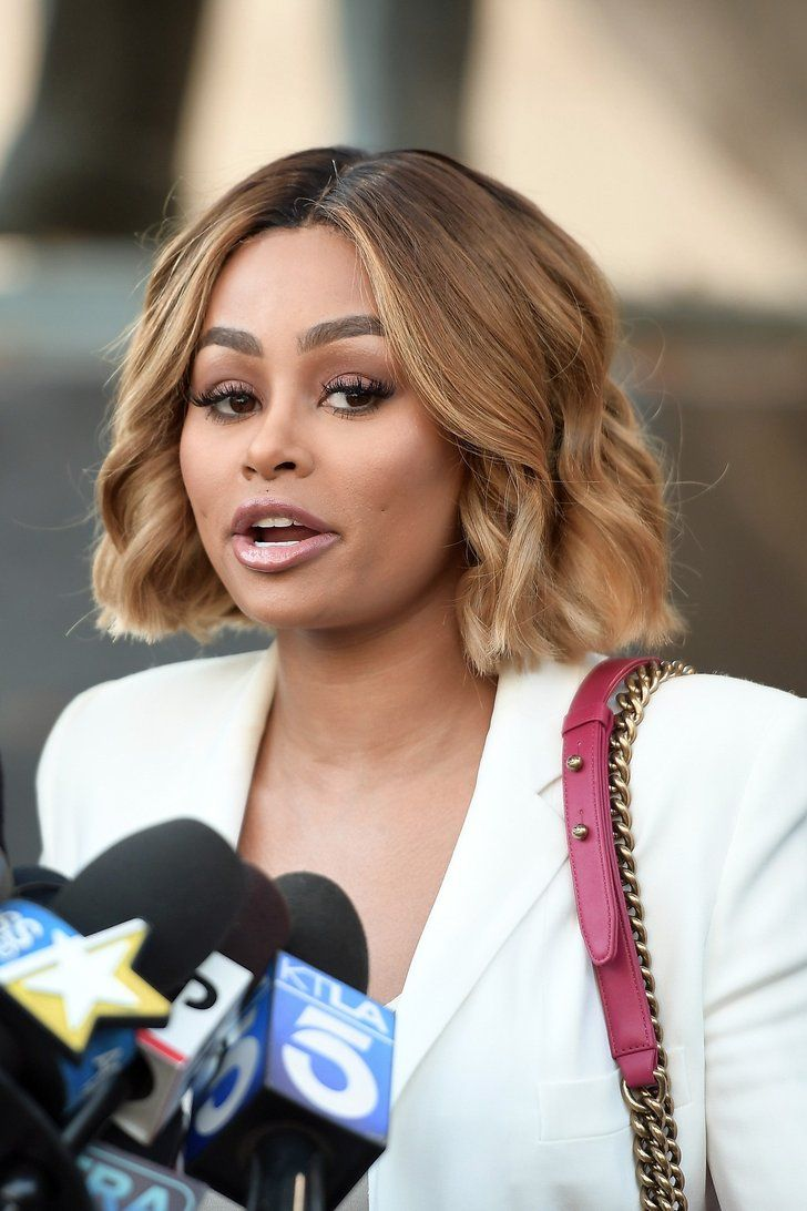 """Blac Chyna's """"Legal Action"""" Wigs Are the Internet's Favorite Part of Her Drama With Rob"""