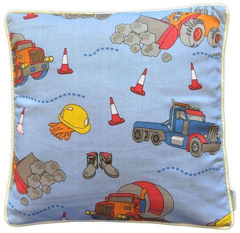 Truck cushion cover 40cm - MARYEMMA DECOR - FREE POSTAGE IN AUSTRALIA