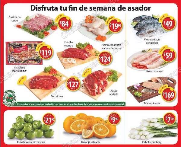 Este fin de semana en tiendas Walmart tendrá varias ofertas de carnes, frutas y verduras del 21 al 23 de Julio 2017, aprovecha estas promociones:Ofert...